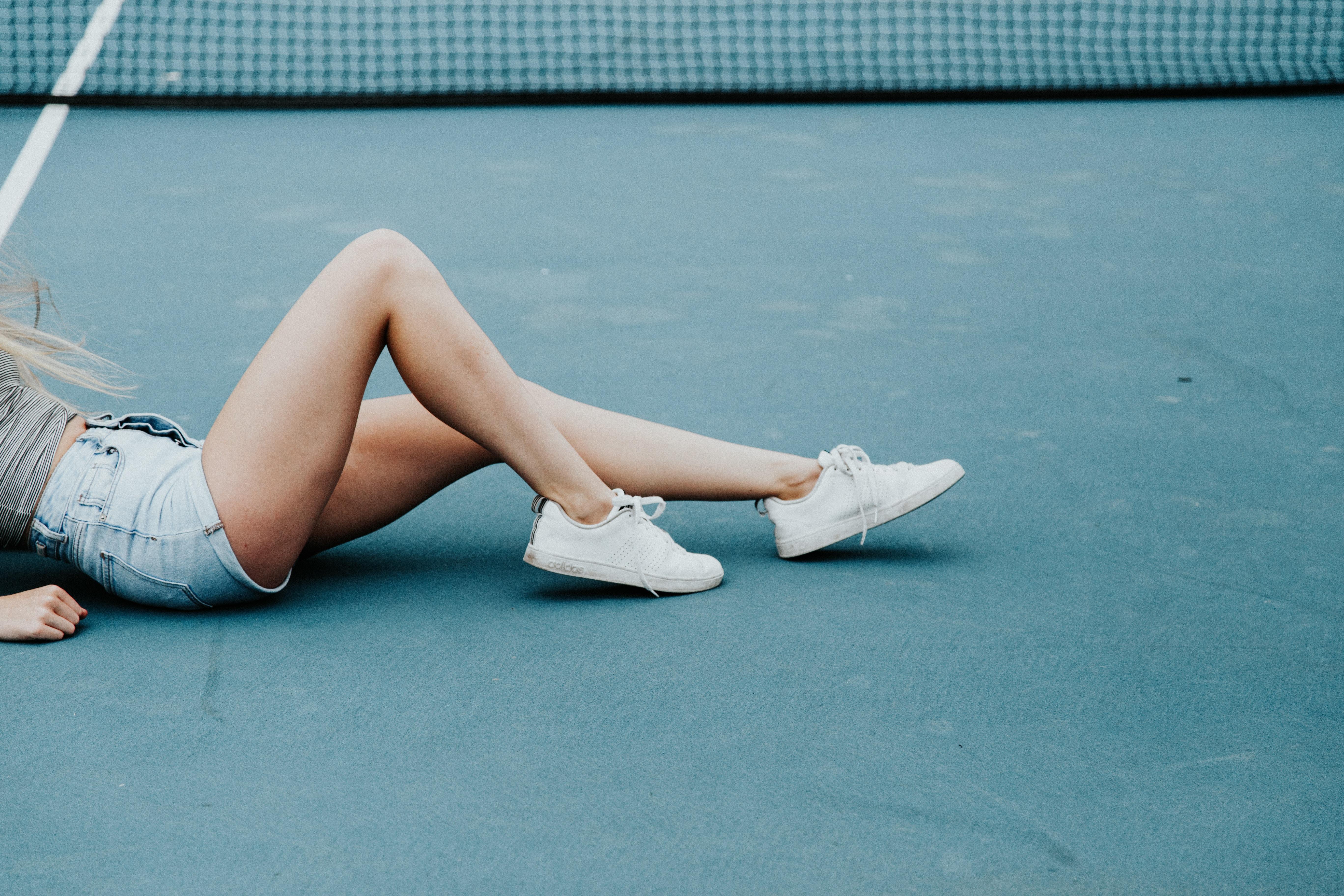 piernas mujer sin varices